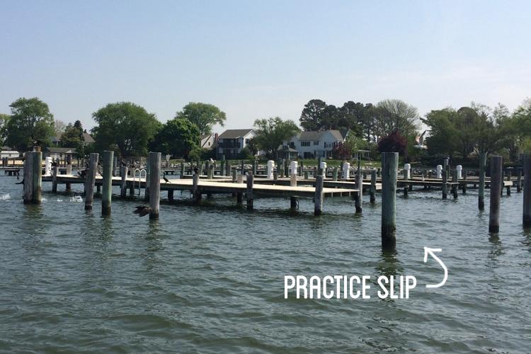 Practice Docking